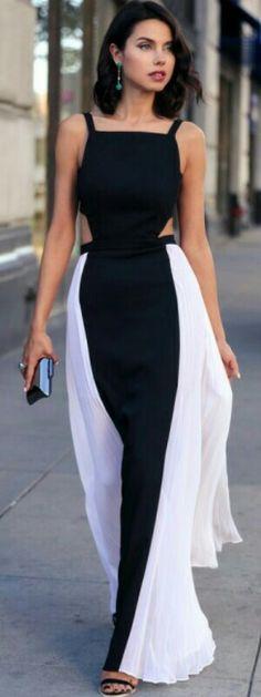 Black & White look / VivaLuxury