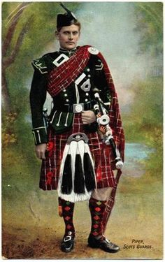 """Kilts have been traditionally worn without undergarments since their use as part of Scottish military uniform, leading to the invention of such expressions as """"go regimental"""" for wearing no underwear during the First World War. In 1940 the kilt was retire Scottish Dress, Scottish Man, Scottish Tartans, Scotland Kilt, Scotland History, Castle Scotland, Glasgow Scotland, Le Clan, Men In Kilts"""