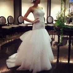 03-8801 KENNETH POOL ケネスプール One Shoulder Wedding Dress, Wedding Dresses, Fashion, Bride Dresses, Moda, Bridal Gowns, Fashion Styles, Wedding Dressses