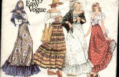 Vintage Pattern Wiki é un sitio colaborativo dedicado a modelos vintage de alta costura (25 anos ou máis de antiguidade). Vale a pena navegar polas súas páxinas, para ter unha visión global da variación estilística nos distintos períodos -- http://vintagepatterns.wikia.com/wiki/Main_Page
