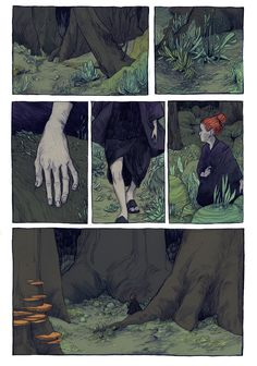 the hunt by Thomke Meyer, on Tumblr |