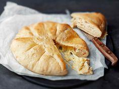 Sandwich Cake, Sandwiches, Bread Board, Bread Rolls, Mozzarella, Camembert Cheese, Bakery, Food And Drink, Pie