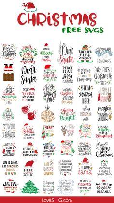 Cricut Christmas Ideas, Merry Christmas, Christmas Templates, Christmas Design, Xmas, Cricut Svg Files Free, Free Cricut Fonts, Free Svg Cut Files, Cricut Explore Projects