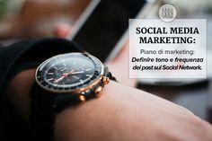 Keep calm e crea il tuo piano di marketing sui Social Network. Quando pubblicare sui Social Network? E soprattutto cosa e come? Nel nuovo post della guida alla creazione del tuo piano di marketing per una strategia di social media marketing provo a spiegartelo. Scopri come catturare l'attenzione dei tuoi utenti!