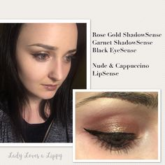 Limited edition Rose Gold shadow <3 Senegence products