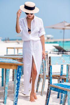 The Perfect Summer Shirt Dress « Gary Pepper