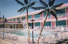 Doo Wop Preservation League Forum - Wildwood, NJ - Lost Treasures #6: Flamingo Terrace Motel