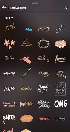 ideas at home Ideas De Instagram Story, Instagram Hacks, Instagram Emoji, Creative Instagram Stories, Instagram And Snapchat, Instagram Blog, Instagram Story Template, Instagram Quotes, Instagram Username Ideas