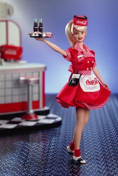 Coca-Cola® Barbie® Doll