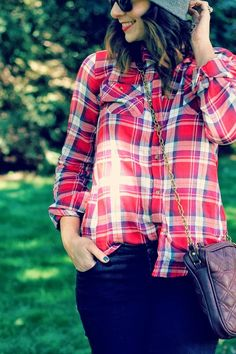Fall plaid.