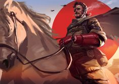 A HORSE WITH NO NAME  -  FakeAirplane Metal Gear Games, Snake Metal Gear, Metal Gear Solid, Mgs V, Metal Gear Rising, No Name, Game Art, Gears, Horses