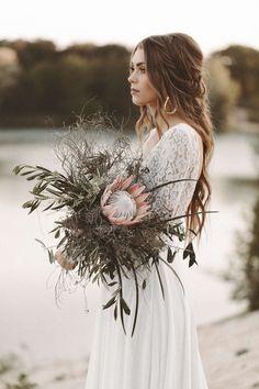 Cute Hairstyles For Medium Hair, Wedding Hairstyles For Long Hair, Bride Hairstyles, Wedding Looks, Bridal Looks, Dream Wedding, Wedding Hair And Makeup, Bridal Makeup, Wedding Hair Down