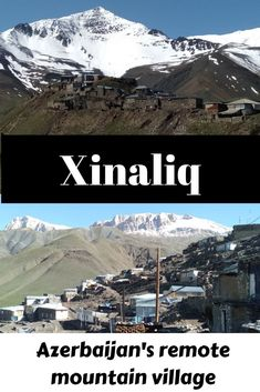 Visit the beautiful, remote mountain village of Xinaliq in Azerbaijan. How we visited this spectacular place. Travel advice and tips on how to visit Xinaliq. The amazing wild mountain road to Xinaliq. Finding a guest house in Xinaliq. Travel Advice, Travel Guides, Travel Tips, Azerbaijan Travel, Places To Travel, Travel Destinations, Mountain Village, Central Europe, Amazing Adventures
