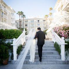 Your new life starts here.  Luxury hotel Shutters on the Beach, Santa Monica, California.