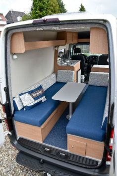 van home layout 108860515980836046 - Camping Cabins For Rent Source by cyrilwessun Mercedes Vito Camper, Mercedes Sprinter Camper, Sprinter Van, Ford Transit Campervan, Auto Camping, Van Camping, Camping Cabins, Van Conversion Interior, Camper Van Conversion Diy