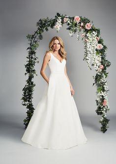 Caroline Castigliano Lyla Wedding Gown