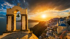 Rising Sun in Santorini by Jose Hamra on 500px