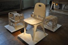 Hacking Furniture: Open-Source is Center Stage at Atelier Clerici - Core77