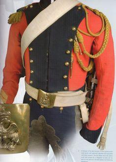 Red Lancers uniform