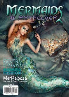 Issue 5 of Mermaids & Mythology magazine OUT NOW!