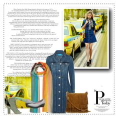 New York Hippie by anetsien on Polyvore featuring moda, M.i.h Jeans, Nly Shoes, Crocs, Yves Saint Laurent and Paul Smith