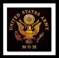 US Army Mom #Army #Mom