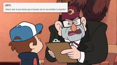 Texts From Gravity Falls