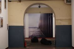 """Where is Diana?"" Diana Coca en La Fragua #ArteTabacalera"