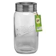 ball 9 count 24 ounce wide mouth jars with lids and bands. ball 9-count 24-ounce wide mouth jars with lids and bands | blanks for crafting pinterest craft 9 count 24 ounce c