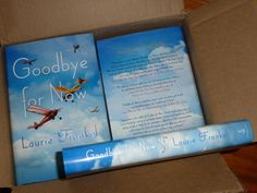 Boxes of Books!  These just showed up on Laurie Frankel's doorstep, and she's excited. https://www.facebook.com/lauriefrankel.author