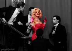 Serena is Marylin in GG