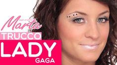 Ecco a voi un rapido tutorial per un make-up ispirato al pop star Lady Gaga!