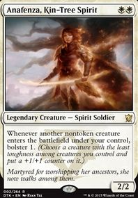 Soldiers of the Kin-Tree (Tiny Leaders MTG Deck)  My first Tiny Leaders Deck!