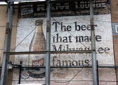 Flickriver: Most interesting photos from Chicago Ghost Signs pool