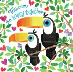 Helen Rowe - Toucans in Love.jpg