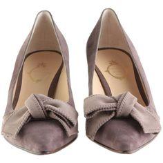 Casual yet elegant kitten heels