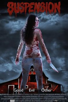 Suspension - The 5th spot in Courtney Solomon's '8 Films to Die For' by After Dark Films has been taken.