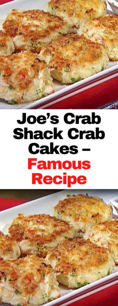 Crab Cake Recipes, Fish Recipes, Seafood Recipes, Entree Recipes, Appetizer Recipes, Cooking Recipes, Fish Dishes, Main Dishes, Vegetarian Cooking