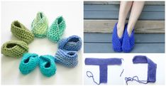 In cold winter we want to protect ourselves and our little angels. For that we need some warm clothing and accessories. Even In home we need to protect from frost and for that we have searched for you beautiful and very easy slippers for whole family. Children love when they look like father or mother and you can make them happy with this slippers. Choose different colors for not to mistake each others slippers and start knitting now, because winter is near. Hope you will like our simple…
