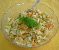 Rezept Fenchel-Birnen-Rohkost von Mechthild Hellermann - Rezept der Kategorie Vorspeisen/Salate
