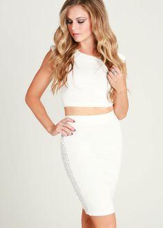 Skirt outfit ideas summer