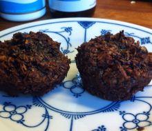 Kakao/Kokos Muffins