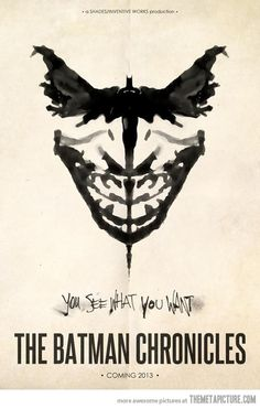 The Dark Knight Trilogy art