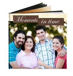 Si no has comenzado tu Photobook del día de la madre, visita Picmories.com; aún es tiempo.