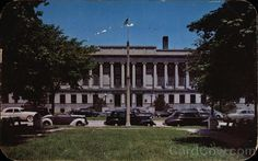 Court House ~ Kenosha, Wisconsin.              More family research, someday.