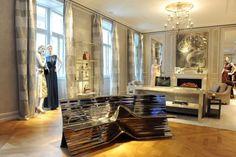 Christian Dior Flagship, via Montenapoleone, Milan