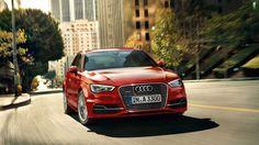 Der Audi A3 Sportback e-tron - sparsam und ganz leise