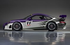 Design rennauto (racing car) Porsche Cup (991)