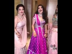 (7) Getting ready moments of pretty bride and her bridesmaid ❤️ - YouTube Get Ready, Prom Dresses, Formal Dresses, Bridesmaid, In This Moment, Indian, Pretty, Youtube, Stuff To Buy