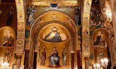 cappella palatina palermo | LA CAPPELLA PAIATINA